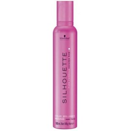 Schwarzkopf Silhouette Color Brilliance Mousse Super Hold plaukų putos 500 ml.