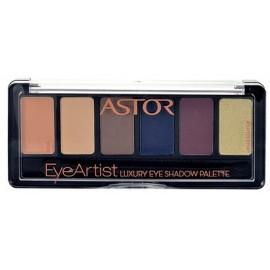 ASTOR Eye Artist Luxury šešėlių paletė 200 Style Is Eternal 5,6 g.