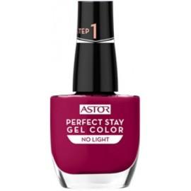 ASTOR Perfect Stay Gel Color ilgai išliekantis nagų lakas 016 Luxurious 12 ml.