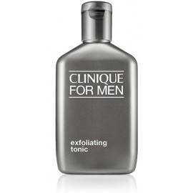 Clinique For Men Oil Control Tonic Exfoliating losjonas riebiai odai 200 ml.