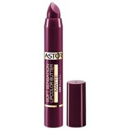 ASTOR Soft Sensation Lipcolor Butter Matte lūpų sviestas  026 Royal Diva 4,8 g.