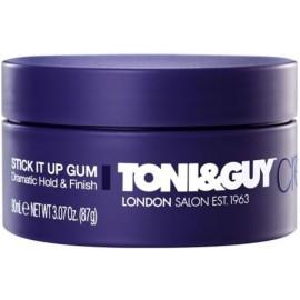 Toni&Guy Creative Stick It Up plaukų modeliavimo guma 90 ml.
