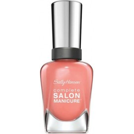Sally Hansen Complete Salon Manicure nagų lakas 547 Peach Of Cake 14,7 ml.