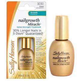 Sally Hansen Nailgrowth Miracle nagų augimą skatinanti gydomoji priemonė 13,3 ml.