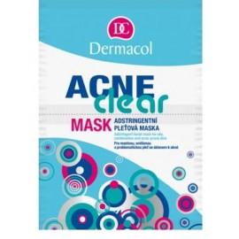 Dermacol AcneClear veido kaukė problematiškai odai 16 g.