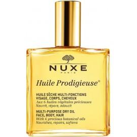 Nuxe Multifunctional dry oil sausas aliejus veidui/kūnui/plaukams 50 ml.