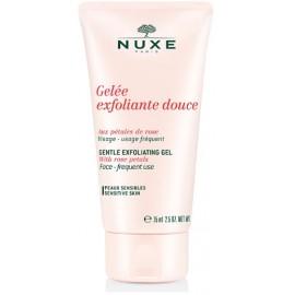 Nuxe Gentle exfoliating švelnus veido šveitiklis 75 ml.