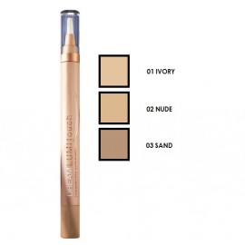 Maybelline Dream Lumi Touch Highlighting Concealer maskuoklis 01 Ivory