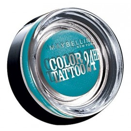Maybelline Eye Studio Color Tattoo akių šešėliai 20 Turquoise Forever