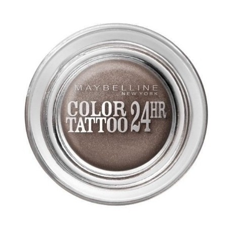Maybelline Eye Studio Color Tattoo akių šešėliai 40 Permanent Taupe