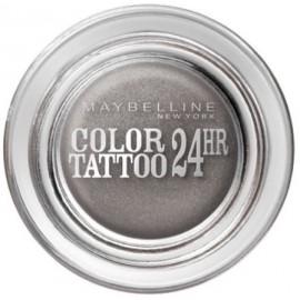 Maybelline Eye Studio Color Tattoo akių šešėliai 55 Immortal Charcoral