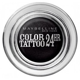 Maybelline Eye Studio Color Tattoo akių šešėliai 60 Timeless Black