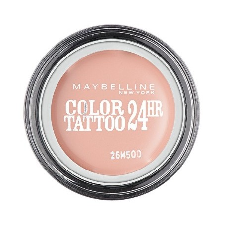 Maybelline Eye Studio Color Tattoo Creamy Mattes akių šešėliai 91 Creme De Rose