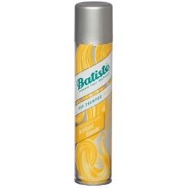 Batiste Plus Brilliant Blonde sausas šampūnas šviesiems plaukams 200 ml.