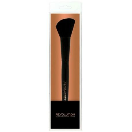 Makeup Revolution Pro F105 kontūravimo šepetėlis