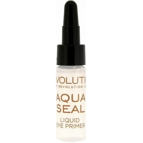 Makeup Revolution Aqua Seal Liquid Eye Primer akių šešėlių bazė/pagrindas 5,5 ml.
