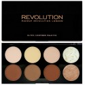Makeup Revolution Ultra Contour Palette kontūravimo paletė 13 g.