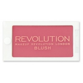 Makeup Revolution Powder Blush skaistalai Hot 2,4 g.