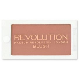 Makeup Revolution Powder Blush skaistalai Love 2,4 g.