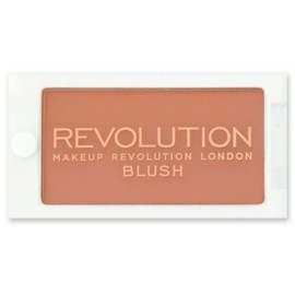 Makeup Revolution Powder Blush skaistalai Treat 2,4 g.