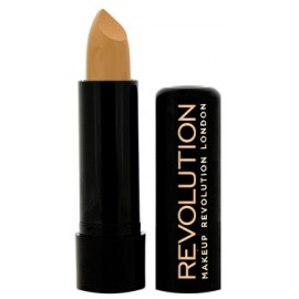 Makeup Revolution Matte Effect Concealer maskuoklis 09 Dark Medium  5 g.