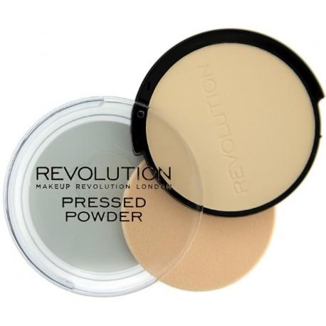Makeup Revolution Pressed Powder kompaktinė pudra Porcelain Soft Pink 7,5 g.