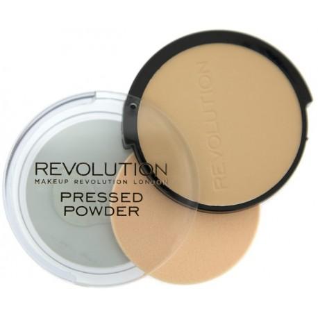 Makeup Revolution Pressed Powder kompaktinė pudra Translucent 7,5 g.