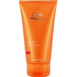 Wella Professionals Enrich Straight Leave In atkuriamasis plaukų kremas 150 ml.