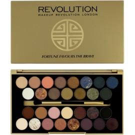 Makeup Revolution Fortune Favours The Brave šešėlių paletė 16 g.