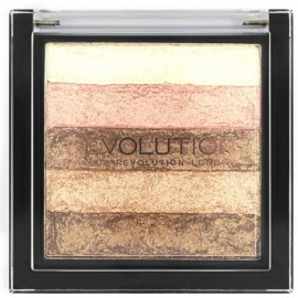 Makeup Revolution Vivid Shimmer Brick švytėjimo suteikianti priemonė Radiant 7 g.