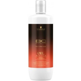 Schwarzkopf Professional BC Bonacure Oil Miracle šampūnas normaliems/storiems plaukams