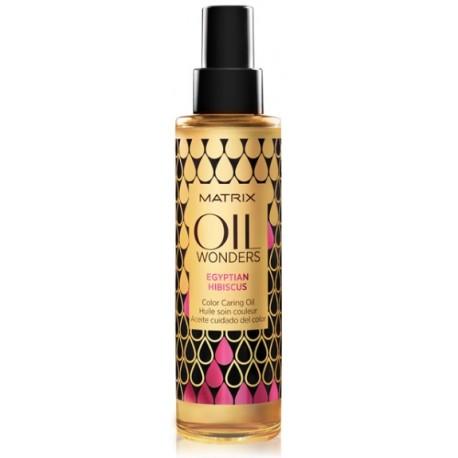 Matrix Oil Wonders Egyptian Hibiscus aliejus dažytiems plaukams 150 ml.