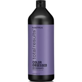 Matrix Total Results Color Obsessed šampūnas dažytiems plaukams 1000 ml.