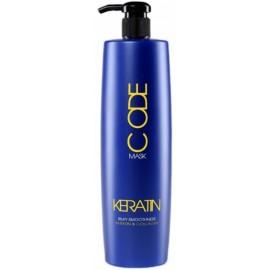 Stapiz Keratin Code kaukė su keratinu ir kolagenu 1000 ml.