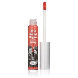The Balm Meet Matt(e) Hughes Long-Lasting matiniai lūpų dažai Honest 7,4 ml.