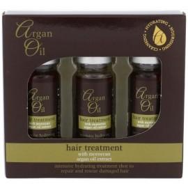 Xpel Argan Oil Hair Treatment Intensive Hydrating Shots plaukų priemonė (3x12 ml.)