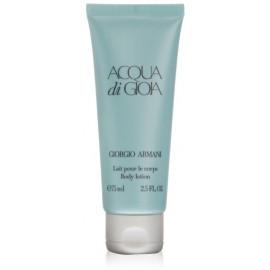 Armani Acqua di Gioia kūno losjonas 75 ml.