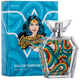 DS Comics Wonder Woman 60 ml. EDP kvepalai mergaitėms