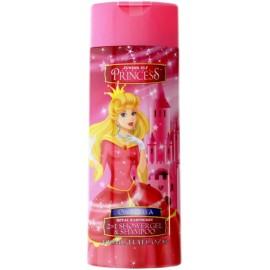 Disney Princess Cinderella 2in1 dušo gelis-šampūnas mergaitėms  400 ml.