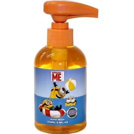 Minions Hand Wash With Giggling Sound garsus skleidžiantis rankų prausiklis vaikams 250 ml.