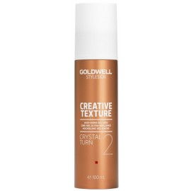 Goldwell Style Sign Creative Texture Crystal Turn formavimo želė vaškas 100 ml.