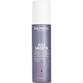 Goldwell Style Sign Just Smooth Diamond Gloss spindesio ir glotnumo suteikiantis purškiklis 150 ml.