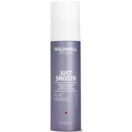 Goldwell Style Sign Just Smooth Flat Marvel plaukus tiesinanti priemonė 100 ml.
