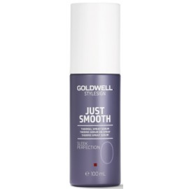Goldwell Style Sign Just Smooth Sleek Perfection glotninamasis purškiklis apsaugantis nuo karščio 100 ml.