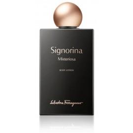 Salvatore Ferragamo Signorina Misteriosa kūno losjonas 200 ml.
