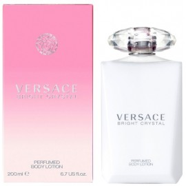 Versace Bright Crystal kūno losjonas 200 ml.