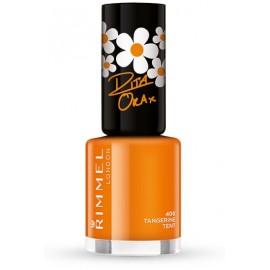 Rimmel 60 Seconds Nail Polish By Rita Ora greitai džiūstantis nagų lakas 400 Tangerine Tent 8 ml.