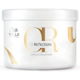 Wella Professional Oil Reflections Luminous Reboost spindesio suteikianti kaukė 500 ml.