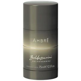 Baldessarini Ambré pieštukinis dezodorantas 75 ml.