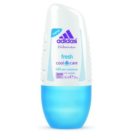Adidas Fresh antiperspirantas moterims 50 ml.